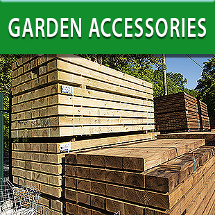 Garden Planters, Sleepers, Storage, Accessories