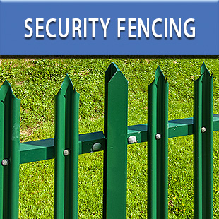 Security Palisade Fencing Contractors